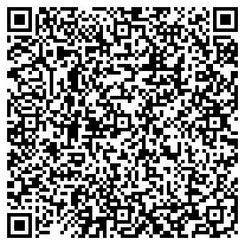 QR-код с контактной информацией организации МЕГАПОЛИС ТЕЛЕКОМ, ЗАО