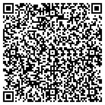 QR-код с контактной информацией организации ЧАС КИНО