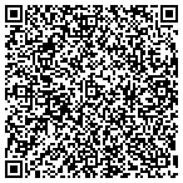 QR-код с контактной информацией организации № 1 ВСПОМОГАТЕЛЬНАЯ ШКОЛА-ИНТЕРНАТ