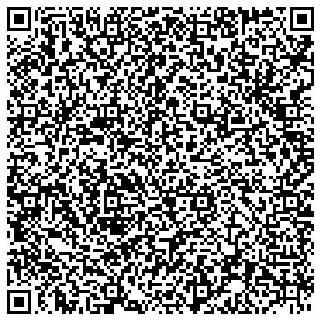 QR-код с контактной информацией организации Межрегиональное территориальное управление по надзору за ядерной и радиационной безопасностью Сибири и Дальнего Востока