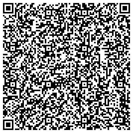 QR-код с контактной информацией организации Территориальный отдел государственной инспекции труда в Иркутской области по городу Братску и городу Усть-Илимску: