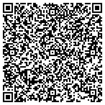 QR-код с контактной информацией организации ОБЛАСТНАЯ КЛИНИЧЕСКАЯ БОЛЬНИЦА № 1 ГУЗ