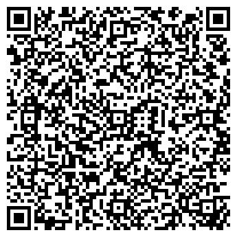QR-код с контактной информацией организации НУР ОАО