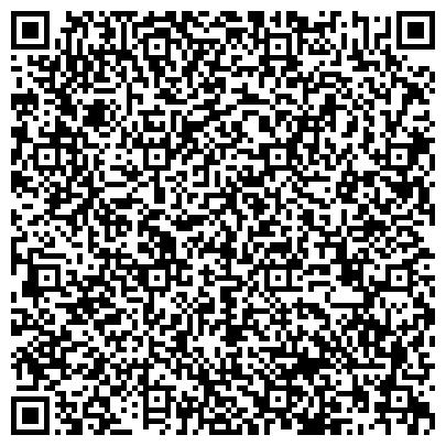 QR-код с контактной информацией организации ИРКУТСКИЙ ФИЛИАЛ РУССКО-АЗИАТСКОГО ГУМАНИТАРНОГО УНИВЕРСИТЕТА