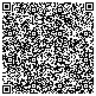 QR-код с контактной информацией организации СИБИРСКИЙ УНИВЕРСИТЕТ ПОТРЕБИТЕЛЬСКОЙ КООПЕРАЦИИ ИРКУТСКИЙ ФИЛИАЛ НОУ