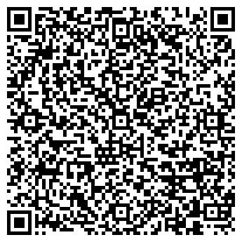 QR-код с контактной информацией организации ЭЛЕКТРОКЛАБ-ИРКУТСК