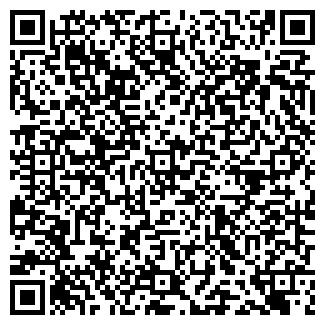 QR-код с контактной информацией организации ЗАО ГРАДИЕНТ