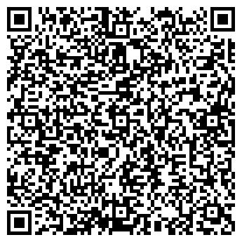 QR-код с контактной информацией организации ООО ИЗС-ИРКУТСК