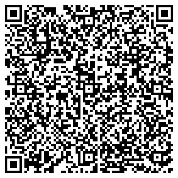 QR-код с контактной информацией организации «PalletTrade»