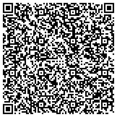 QR-код с контактной информацией организации АССОЦИАЦИЯ ГРУПП СЕМЕЙНЫХ ВРАЧЕЙ КР ЖАЛАЛАБАТСКИЙ ФИЛИАЛ