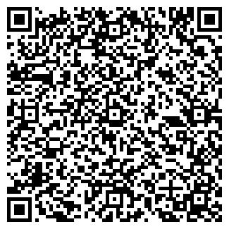 QR-код с контактной информацией организации ДЕНИК