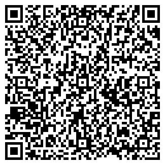 QR-код с контактной информацией организации ООО УЗОРЫ