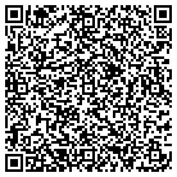 QR-код с контактной информацией организации ЧП ПОПОВ Ю. А.