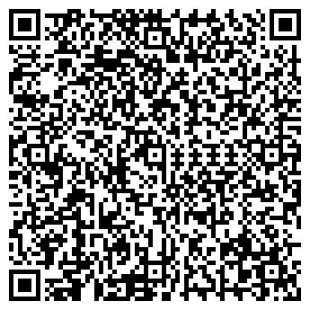 QR-код с контактной информацией организации ПРОМТРЕСТ, ЗАО