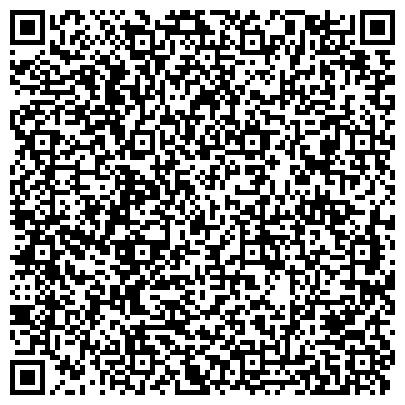 QR-код с контактной информацией организации Уполномоченный по правам ребенка в Иркутской области