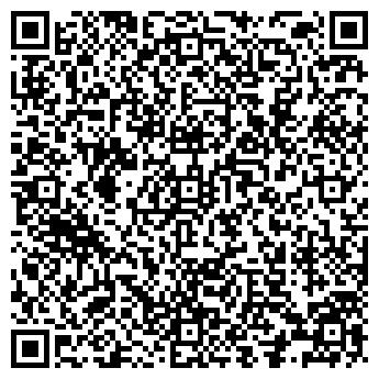 QR-код с контактной информацией организации ГИБДД УВД Г. ИРКУТСКА