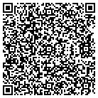 QR-код с контактной информацией организации АЗИЯ-ТРЕЙД, ООО