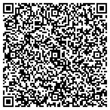 QR-код с контактной информацией организации ЗАО Мясоперерабатывающий комбинат «Ангарский»