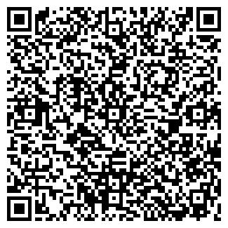 QR-код с контактной информацией организации БЛИСС, ООО