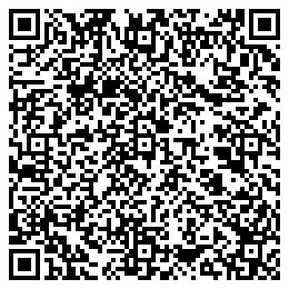 QR-код с контактной информацией организации ООО АДИДАС