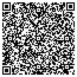 QR-код с контактной информацией организации БРИЗ,ООО