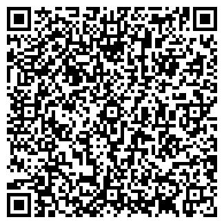 QR-код с контактной информацией организации В МИРЕ КНИГ