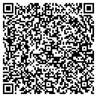 QR-код с контактной информацией организации ЦЭФИ