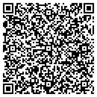 QR-код с контактной информацией организации МЕЗАТОН