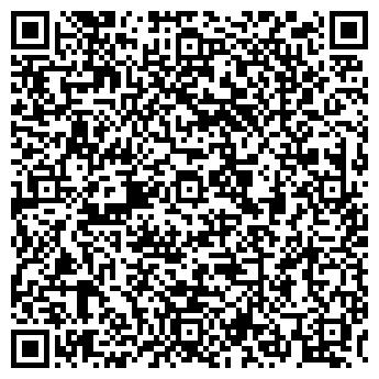 QR-код с контактной информацией организации БЕРЕГ-ИРКУТСК, ООО