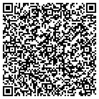 QR-код с контактной информацией организации ООО ИНТЕРАВТО