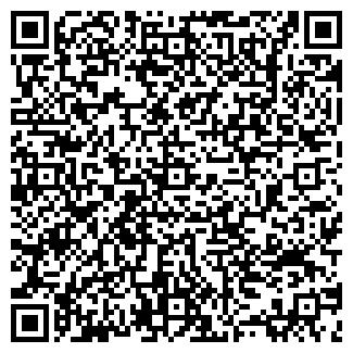 QR-код с контактной информацией организации СРЕДИ ЦВЕТОВ