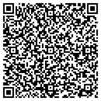 QR-код с контактной информацией организации БАБР, ЗАО