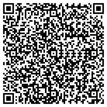 QR-код с контактной информацией организации ОПУС-ИРКУТСК, ООО
