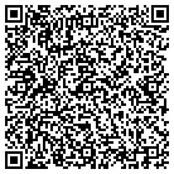 QR-код с контактной информацией организации ОКНА PLUS, ЧП