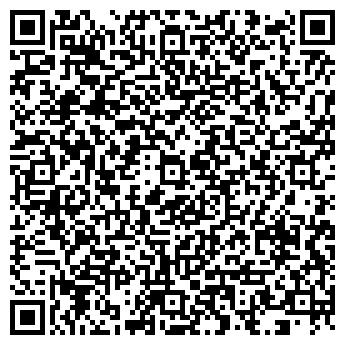 QR-код с контактной информацией организации ПОЛИКЛИНИКА № 1 МУЗ