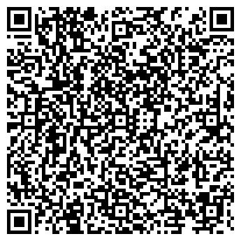 QR-код с контактной информацией организации ИРКУТСКРЕСУРС, ООО