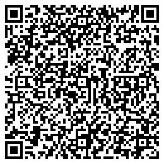 QR-код с контактной информацией организации РАДУЖНЫЙ, ЗАО