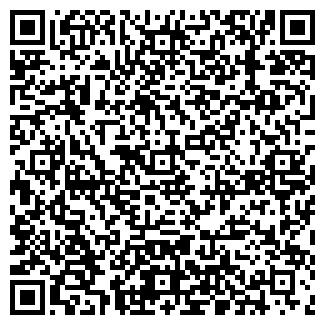 QR-код с контактной информацией организации ГАО СИБИРЬ-АНТИКОР