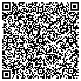 QR-код с контактной информацией организации ЗАО ОКТАН