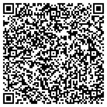 QR-код с контактной информацией организации ПЛАНЕТА АВТО, ООО