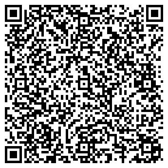 QR-код с контактной информацией организации FLEUR D`ORANGE