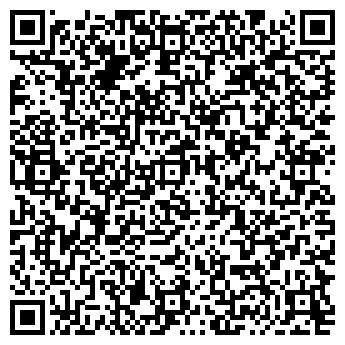 QR-код с контактной информацией организации ООО МЕДЛАЙН