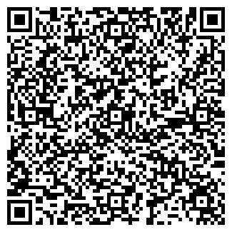 QR-код с контактной информацией организации БАРС А, ЗАО