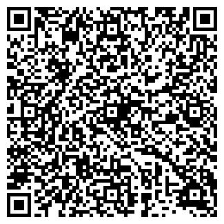 QR-код с контактной информацией организации ООО ХИМПРОМ