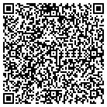 QR-код с контактной информацией организации ФИНЕСТРА