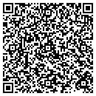 QR-код с контактной информацией организации ООО АТОН-СИБ