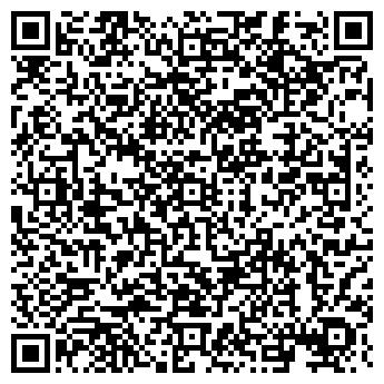 QR-код с контактной информацией организации ОАО КУЗБАССВТОРЦВЕТМЕТ