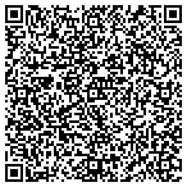 QR-код с контактной информацией организации ТЕРЕМОК, ДЕТСКИЙ САД № 1233