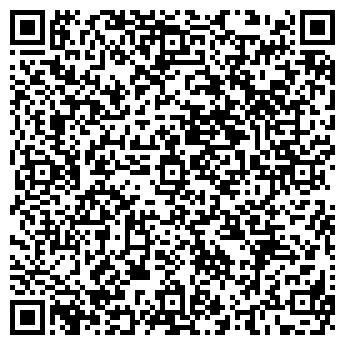 QR-код с контактной информацией организации ЗАО ТЕХНИКА ПЛЮС