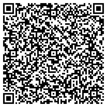 QR-код с контактной информацией организации ЕВРОПЕЙСКИЕ ТКАНИ